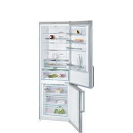 Bosch KGN49AI30G Stainless steel look Freestanding frost free fridge freezer Reviews
