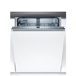 Bosch SMV46IX00G White 600mm fully integrated dishwasher Reviews