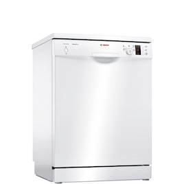 Bosch SMS25EW00G White 600mm Freestanding dishwasher Reviews