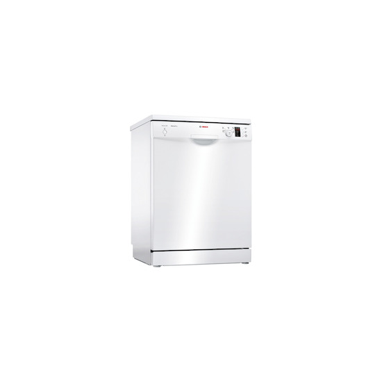 Bosch SMS25EW00G White 600mm Freestanding dishwasher