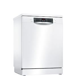 Bosch Serie 2 SMS25EI00G Fullsize Dishwasher Silver Reviews