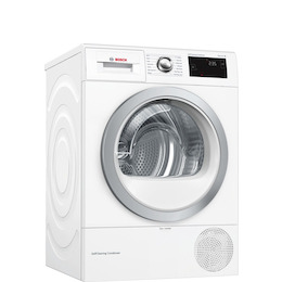 Bosch WTW87660GB Freestanding condenser tumble dryer Reviews
