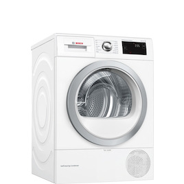 Bosch WTW87660GB Freestanding condenser tumble dryer Reviews