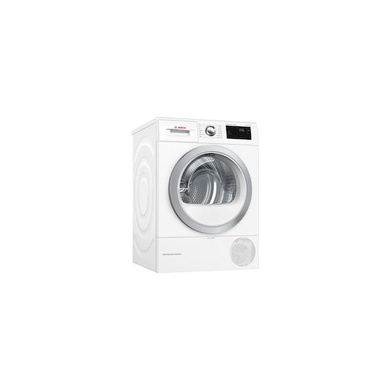 Bosch WTW87660GB Freestanding condenser tumble dryer