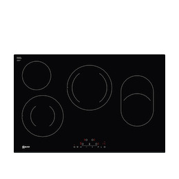 Neff T18FD36X0 Black glass 4 zone ceramic hob Reviews