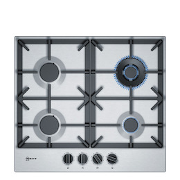 Neff T26DS59N0 Stainless steel 4 burner gas hob Reviews