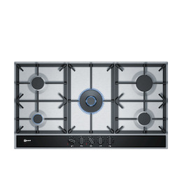 Neff T29DA69N0 Stainless steel 5 burner gas hob Reviews