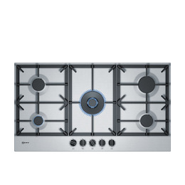 Neff T29DS69N0 Stainless steel 5 burner gas hob Reviews