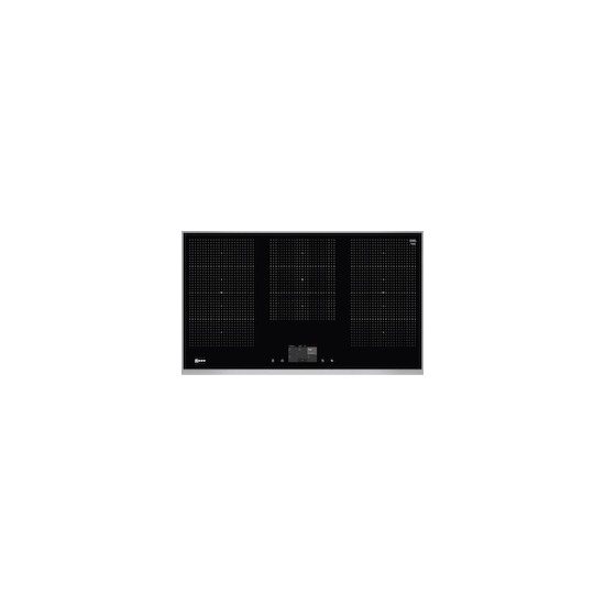 Neff T59TF6RN0 Black glass 4 zone induction hob
