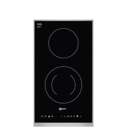 Neff N13TD26N0 Electric Ceramic Domino Hob - Black