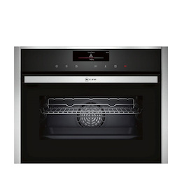 Neff C18FT56N1B Compact Electric Steam Oven - Stainless Steel Reviews