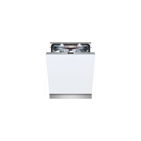 Neff S515T80D2G White 600mm fully integrated dishwasher