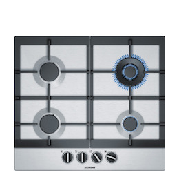 Siemens EC6A5HC90 Stainless steel 4 burner gas hob Reviews