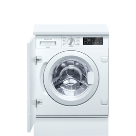 Siemens WI14W500GB White Fully integrated washing machine Reviews