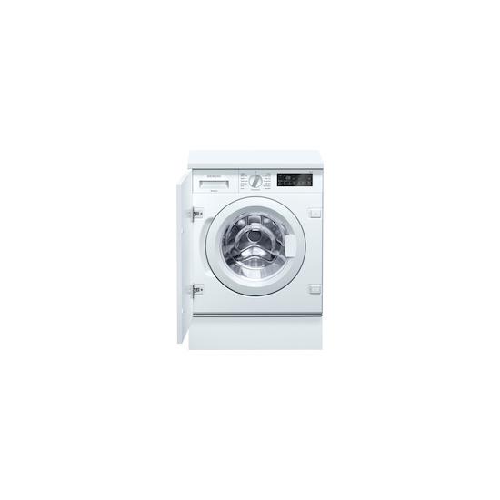 Siemens WI14W500GB White Fully integrated washing machine