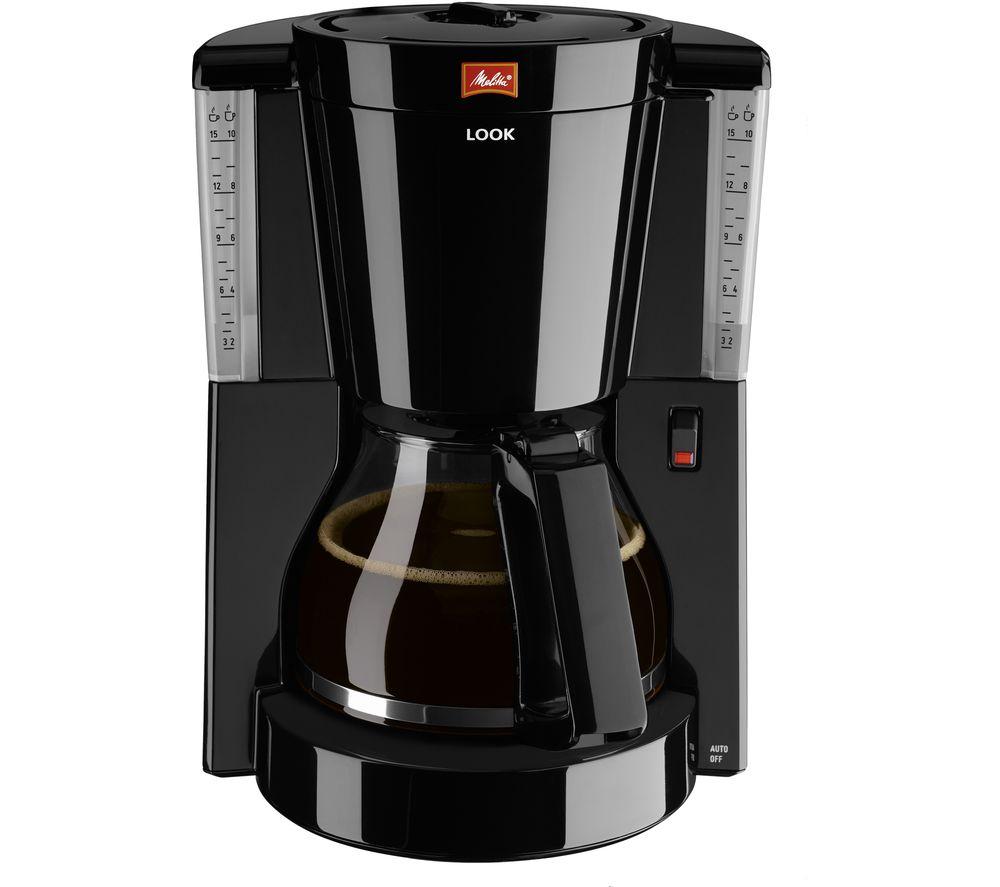 Melitta Look Iv Filter Coffee Machine White Reviews