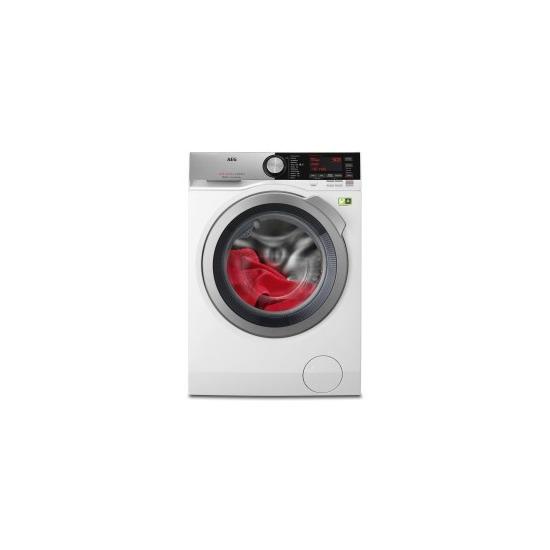 AEG L8FEC946R 8000 Series 9kg 1400rpm Super Efficient Freestanding Washing Machine Plus Steam