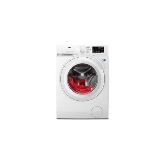 AEG L6FBI741N 6000 Series 7kg 1400rpm Energy Efficient Freestanding Washing Machine White