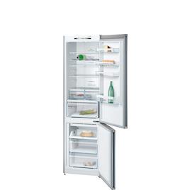 Bosch KGN39VL3AG Stainless steel look Freestanding frost free fridge freezer Reviews