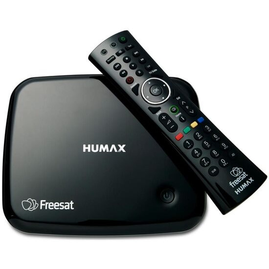 Humax HB-1100S Freesat Receiver