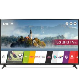 LG 43UJ630V Reviews