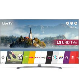 LG 43UJ750V Reviews