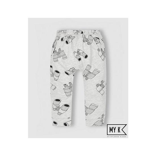 My K Binocular Hareem Trousers