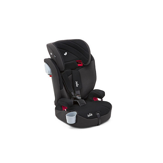 Joie Elevate 2.0 Group 1-2-3 Car Seat - Two Tone Black