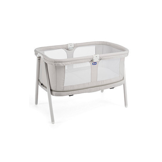 Chicco Lullago Zip Travel Crib - Grey