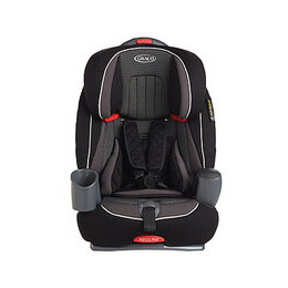 Graco Nautilus Plus High Back Booster Car Seat - Gravity Reviews