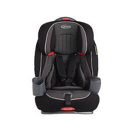 Graco Nautilus Plus High Back Booster Car Seat - Gravity
