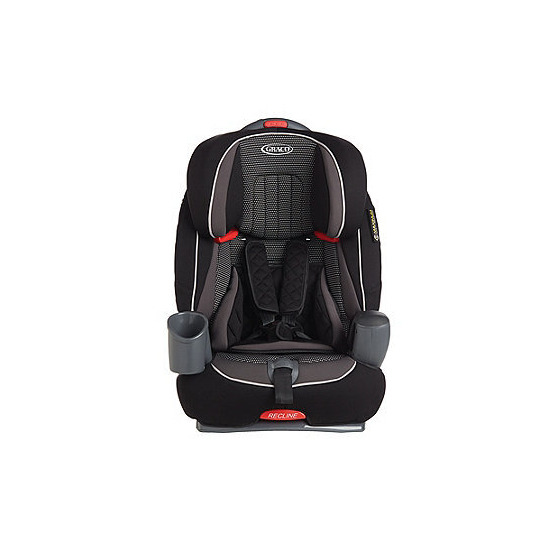 Graco Nautilus Plus High Back Booster Car Seat - Gravity