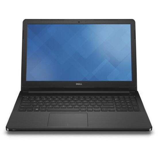 Dell Vostro 15 3000 Series 3568 Laptop Intel Core i3-6006U 2GHz 4GB DDR4 500GB HDD 15.6 LED DVDRW Intel HD WIFI Webcam Bluetooth Windows 10 Pro (64bit) 1 Year Carry In