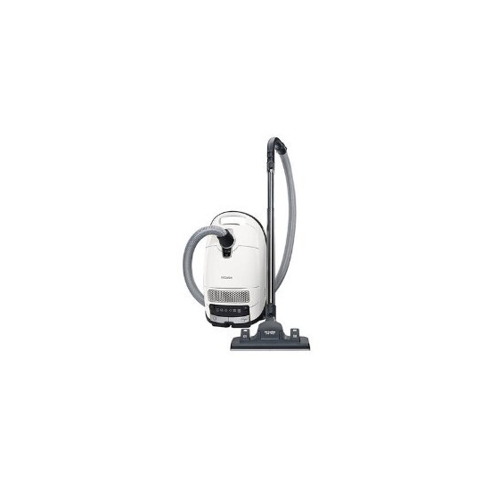 Miele CompleteC3 SilenceEcoLine 800W Cylinder Vacuum Cleaner Lotus White