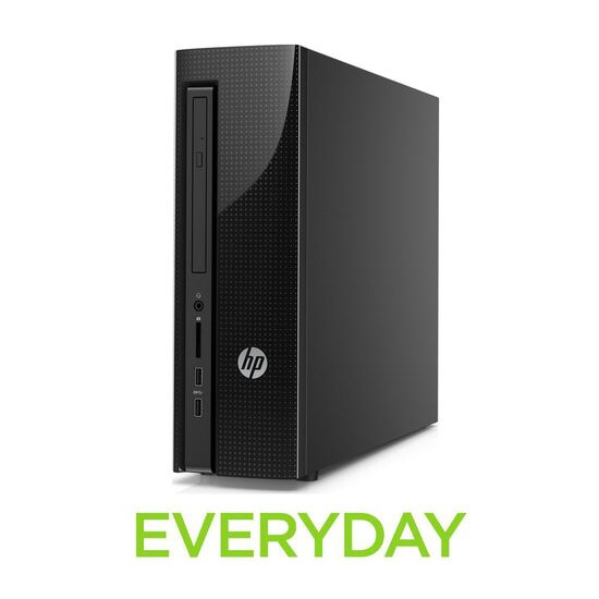 HP Slimline 260-a180na Desktop PC
