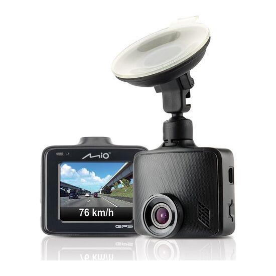 MiVue C335 Dash Cam - Black