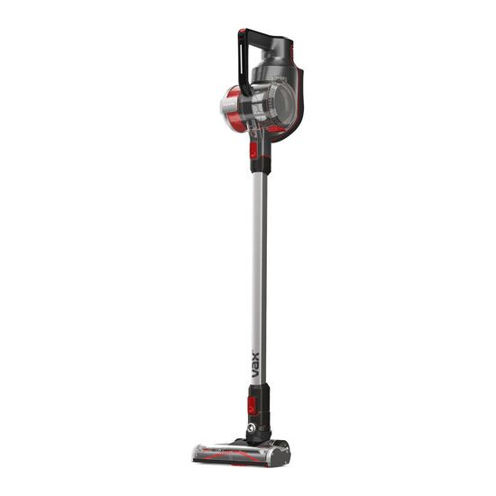 VAX Blade Ultra TBT3V1P2 Cordless Bagless Vacuum Cleaner - Titanium & Red