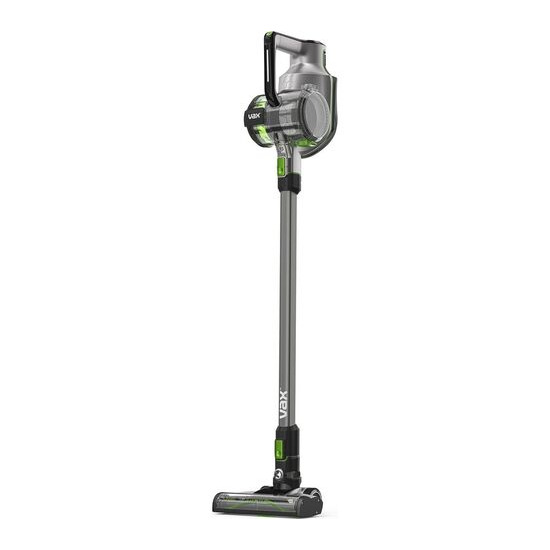 Vax Blade 24V Ultra Cordless Vacuum Cleaner - Titanium & Green