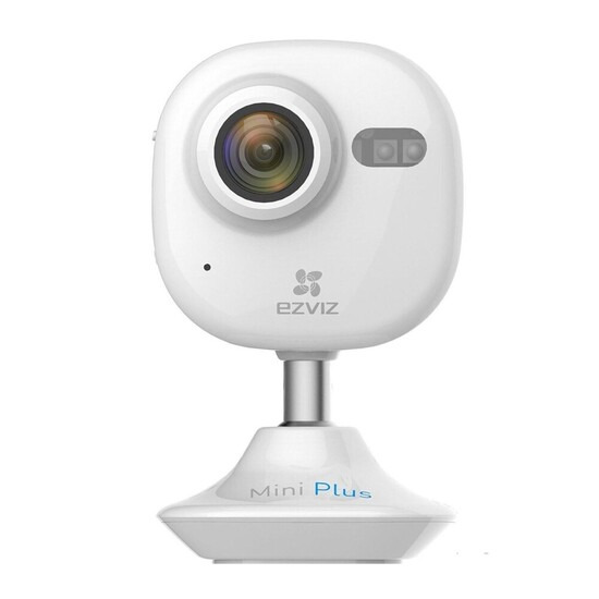 EZVIZ Mini Plus 1080p WiFi Indoor Camera - White