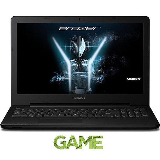 Medion P6661 Erazer i7 Gaming Laptop