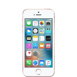 APPLE iPhone SE - 128 GB, Rose Gold Reviews