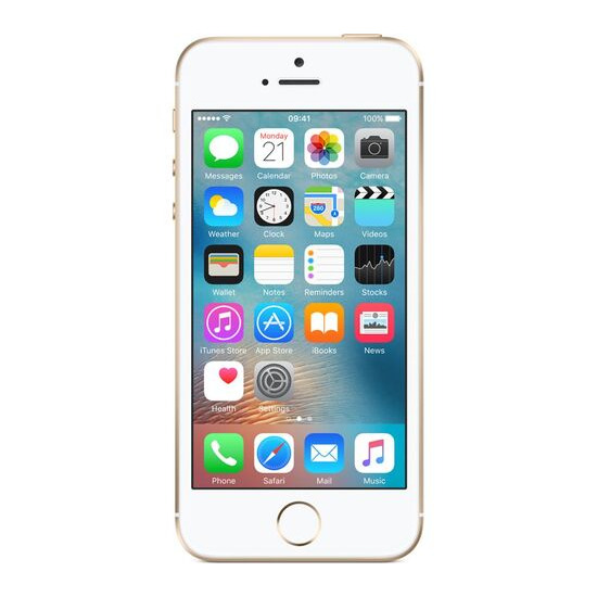 APPLE iPhone SE - 128 GB, Gold