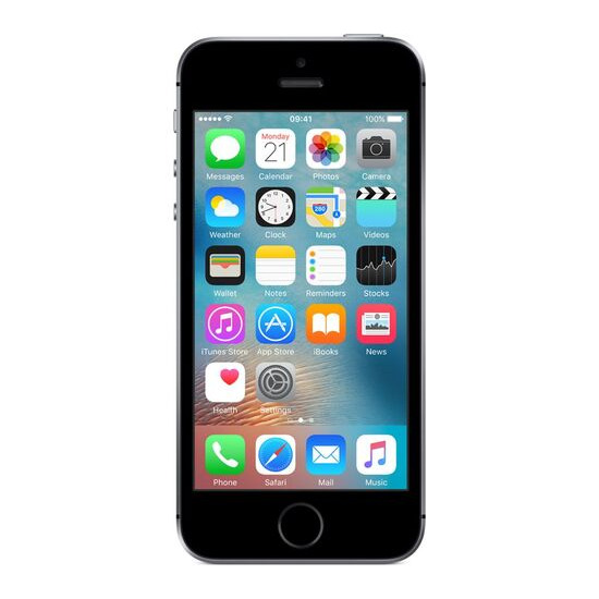 APPLE iPhone SE - 128 GB, Space Grey