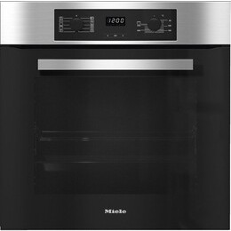 Miele H2265B Single oven Electric Clean Steel Reviews