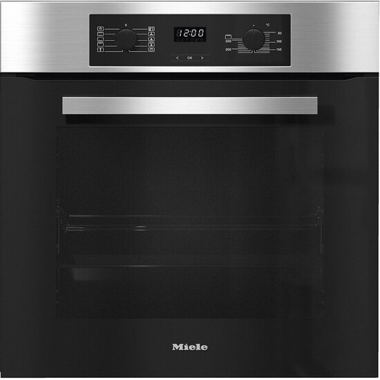 Miele H2265B Single oven Electric Clean Steel