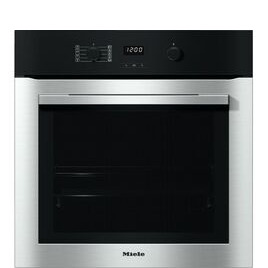 Miele H2760B Electric Oven - Steel Reviews