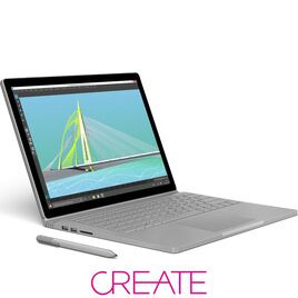 MICROSOFT Surface Book - Silver Reviews