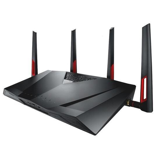 Asus DSL-AC88U AC3100 Dual-Band ADSL/VDSL Gigabit Wi-Fi Modem Router with Parental Controls