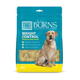 Burns Weight Control - Chicken & Oats Treats Reviews