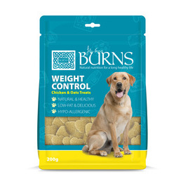 Burns Weight Control - Chicken & Oats Treats Reviews